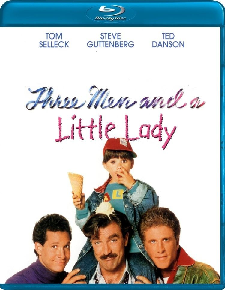 Three Men and a Little Lady Three Men and a Little Lady Bluray