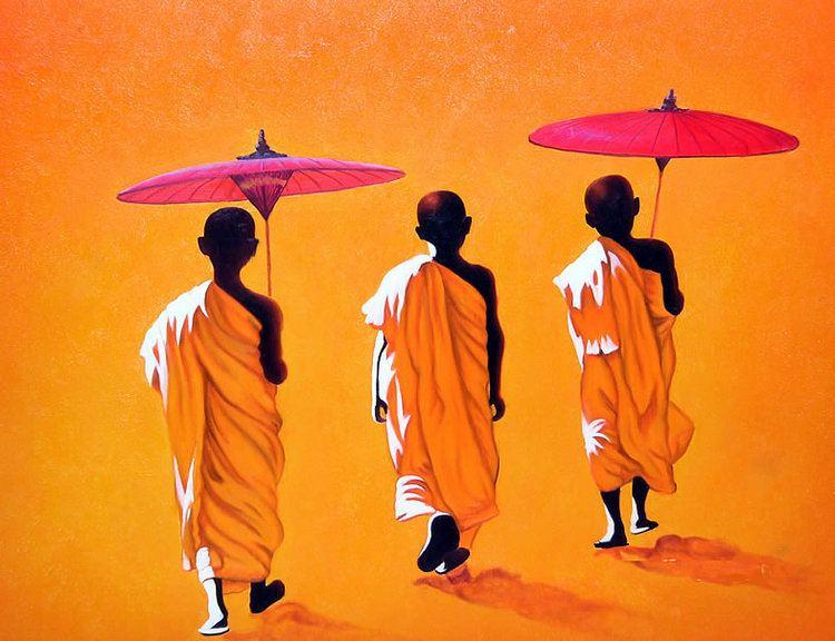 Three Monks nitieim19pomb115 Three Monks