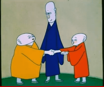Three Monks Principles of Management My learning log Three monks