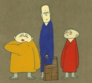 Three Monks Classical Chinese Animation Three Monks