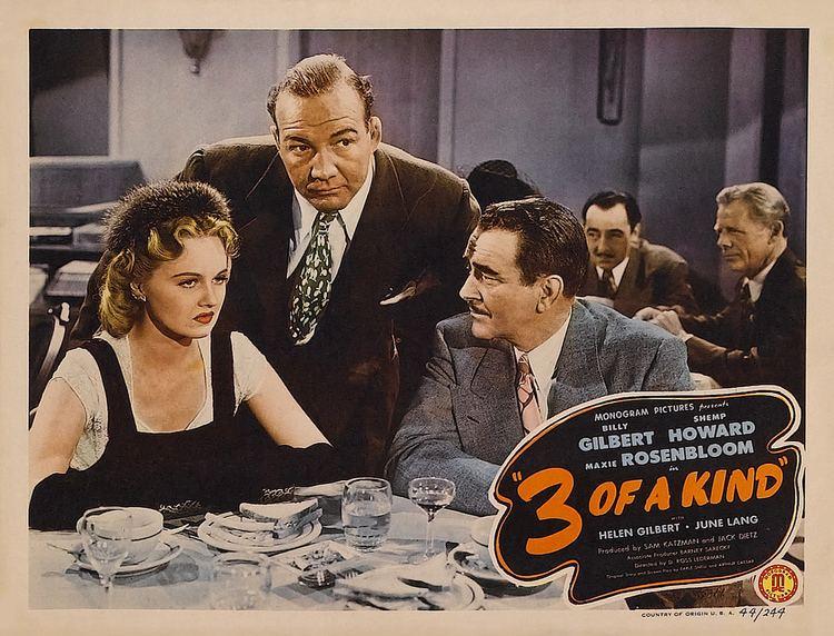 Three of a Kind 1944