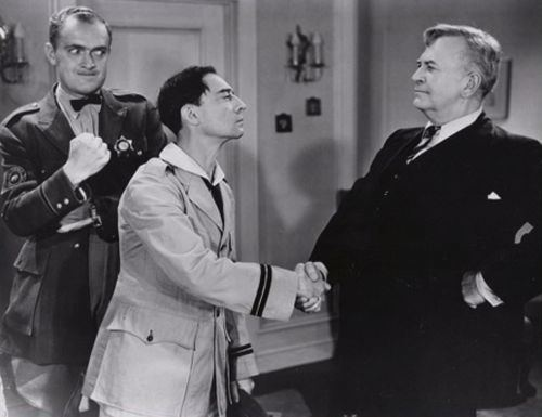 Three on a Limb released Jan 3 1936 Buster Keaton Educational
