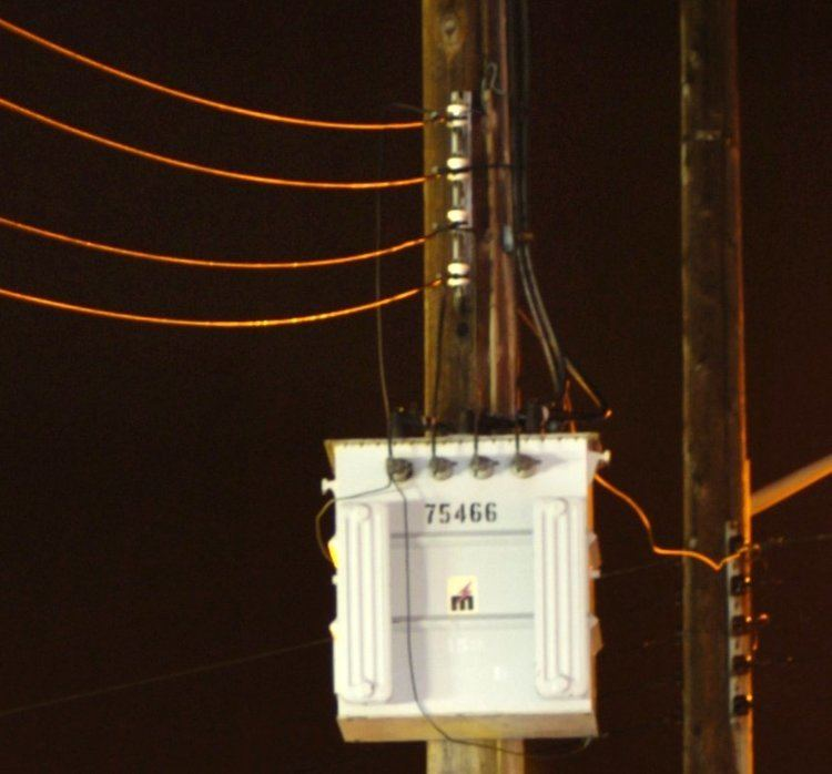 Three-phase electric power