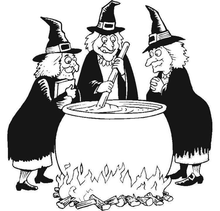 Three Witches threewitches The Writing Nut