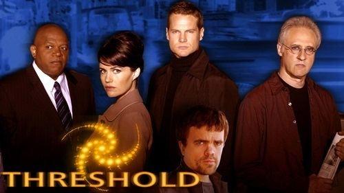 Threshold (TV series) Threshold TV fanart fanarttv
