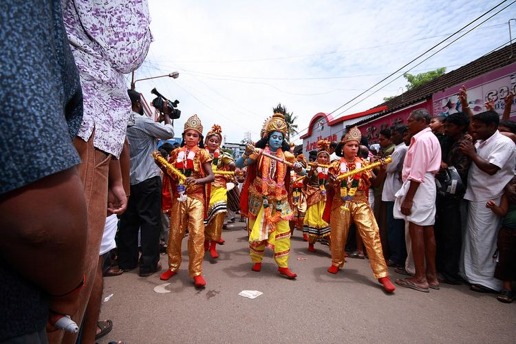 Thrippunithura Culture of Thrippunithura