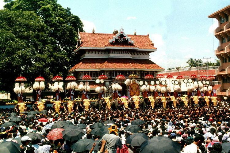 Thrissur Festival of Thrissur