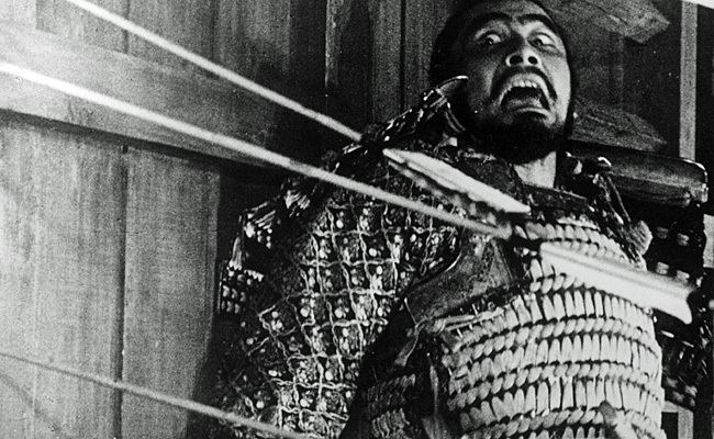 Throne of Blood The Chilling Effect of Noh Theater on Akira Kurosawas Throne of