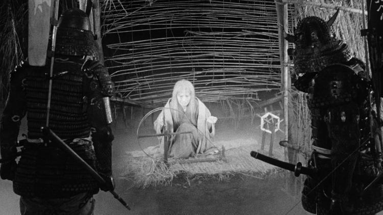 Throne of Blood Throne of Blood 1957 MUBI