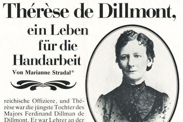 Thérèse de Dillmont Thrse de Dillmont