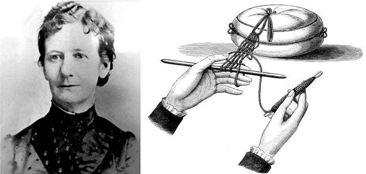Thérèse de Dillmont THRSE DE DILLMONT AND GAUGUIN Alabama Chanin Journal