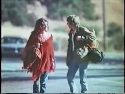 THUMB TRIPPING 1972 Theatrical trailer Bruce Dern Meg Foster