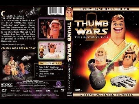 Thumb Wars The Phantom Cuticle YouTube