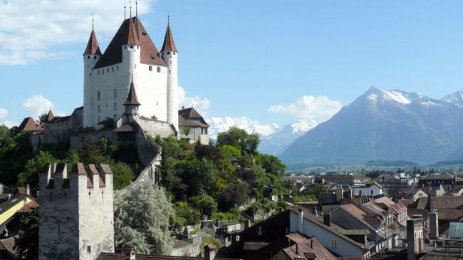 Thun in the past, History of Thun
