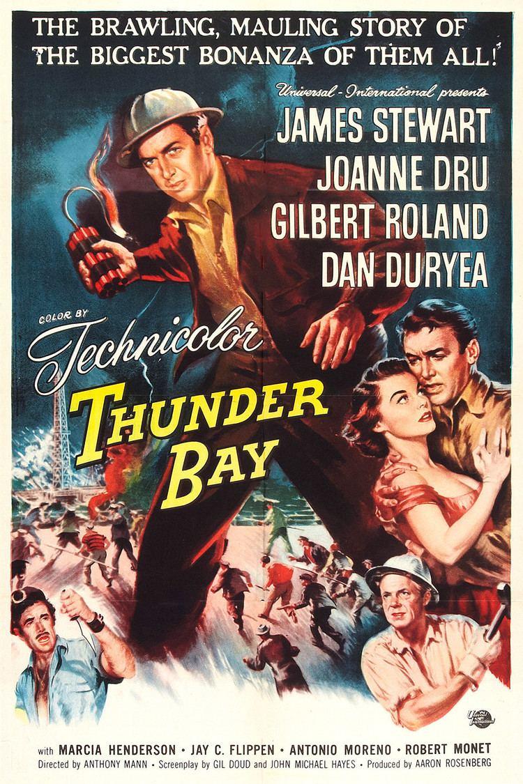Thunder Bay (film) wwwgstaticcomtvthumbmovieposters328p328pv