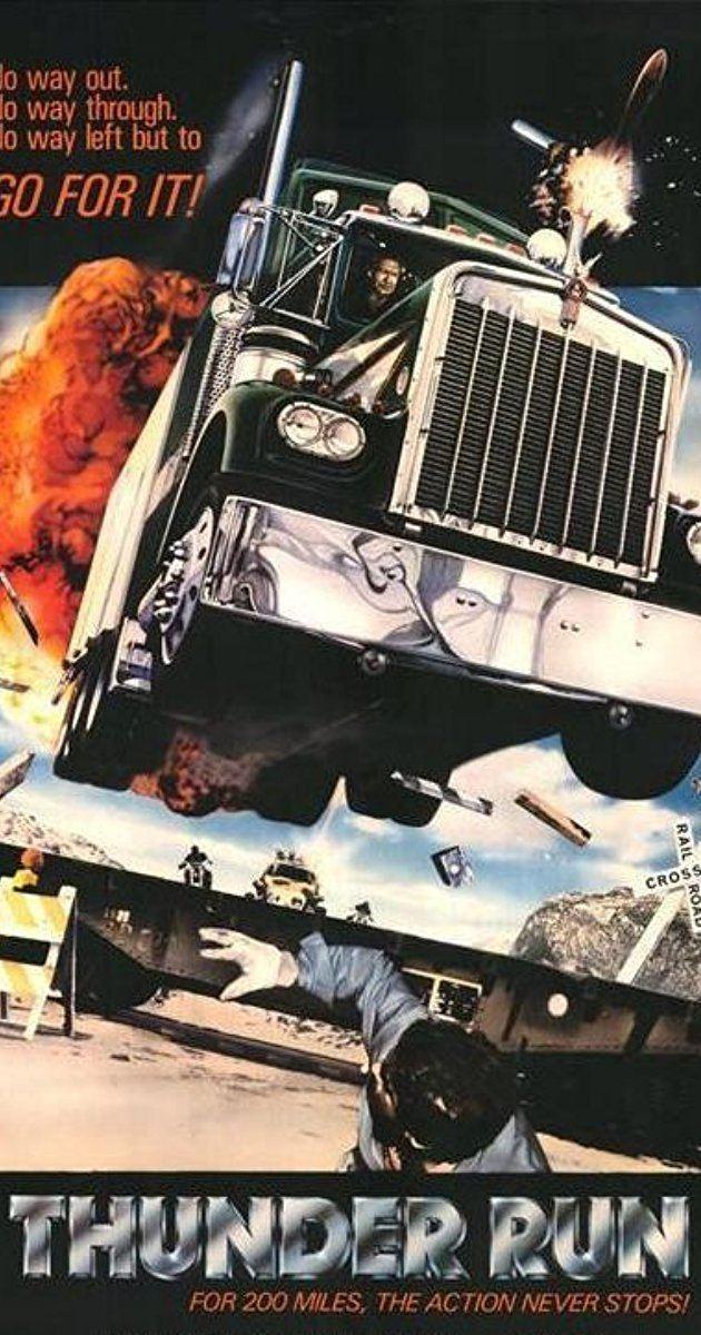 Thunder Run 1986 IMDb