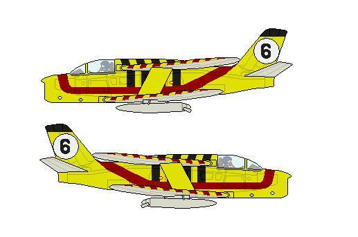 Thunderbird 6 Thunderbird 6 1998 TEU by PilotAaronIzzard on DeviantArt