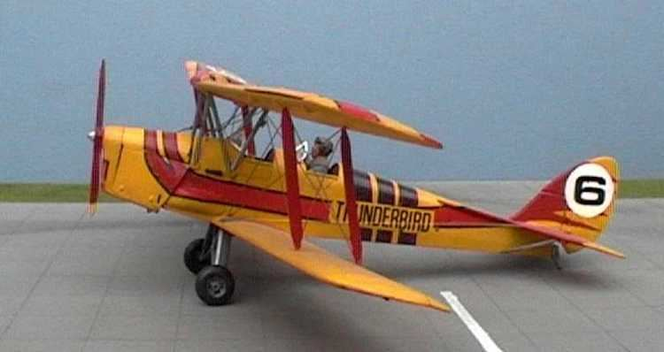 Thunderbird 6 COLIN M