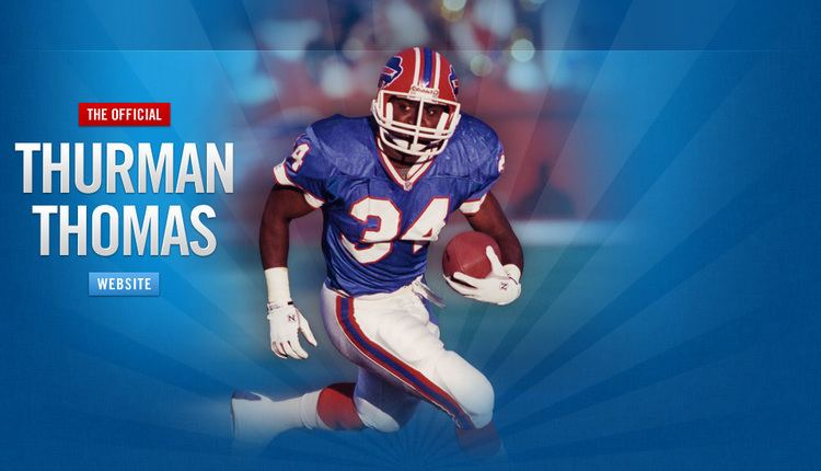 Thurman Thomas Thurman Thomas Official Website Speaker Agent Appearance News and