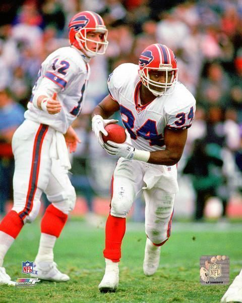 Thurman Thomas Photo File sports photos and collectibles Baseball Football
