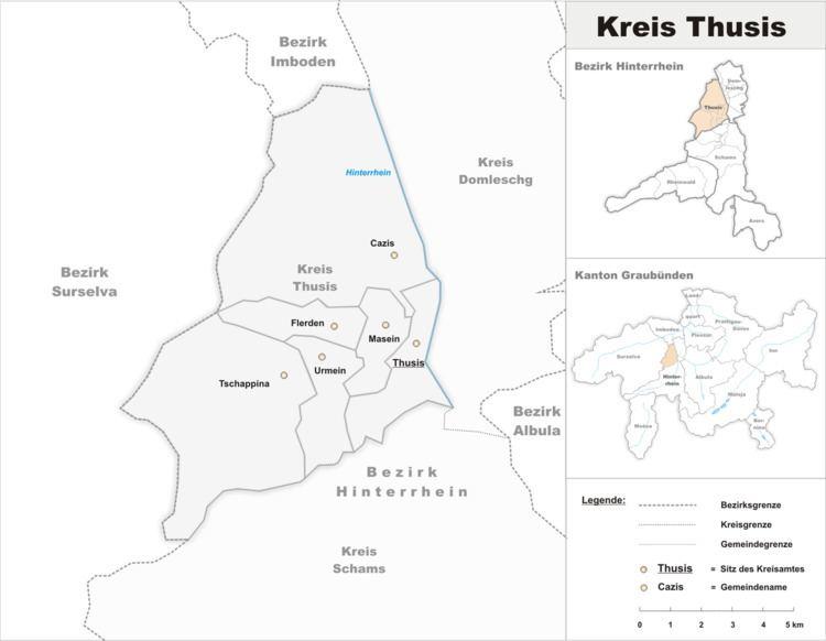 Thusis (Kreis)