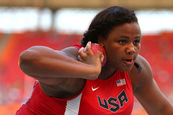 Tia Brooks Tia Brooks o Photos 14th IAAF World Athletics