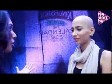 Tia Singh interview with bald model Tia singh chennai fashion week