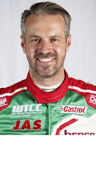 Tiago Monteiro Drivers FIA WTCC
