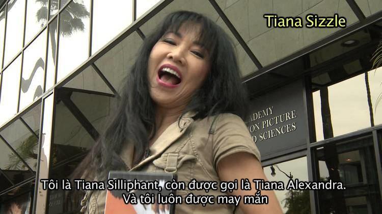 Tiana Alexandra Tiana Alexandra Silliphant My Life w Bruce Lee General Giap