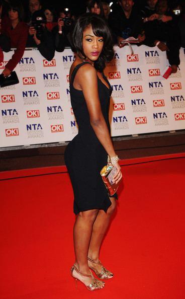 Tiana Benjamin Tiana Benjamin Photos National Television Awards 2010