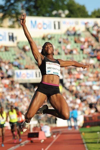 Tianna Bartoletta Athlete profile for Tianna Bartoletta iaaforg