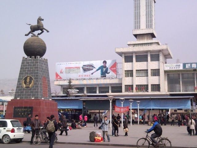 Tianshui in the past, History of Tianshui