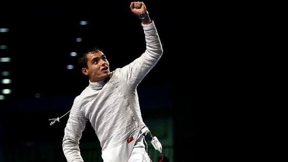 Tiberiu Dolniceanu Fencing Tiberiu Dolniceanu wins bronze at the Boston