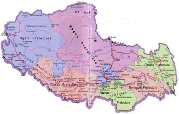 Tibet Profile Introduction Budget Tibet ToursTibet toursTibet