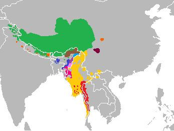 Tibeto-Burman languages