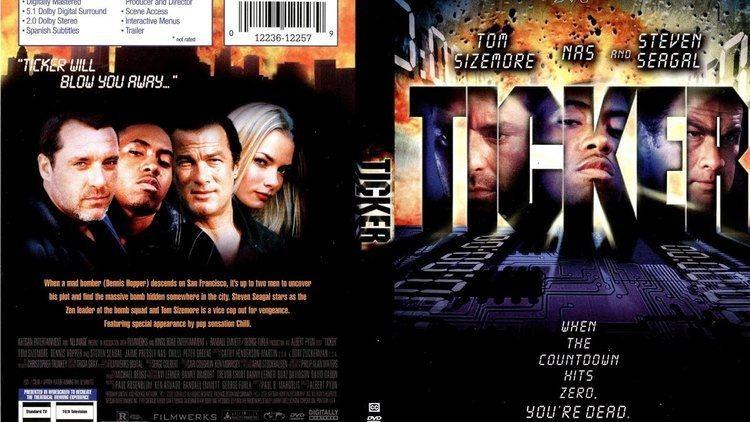 Ticker (2001 film) RANT Ticker 2001 Movie Review YouTube