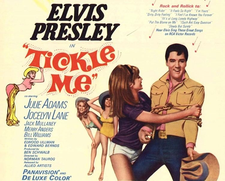 Tickle Me Film Tickle Me That time Elvis Battles a Ninja Ultra Swank
