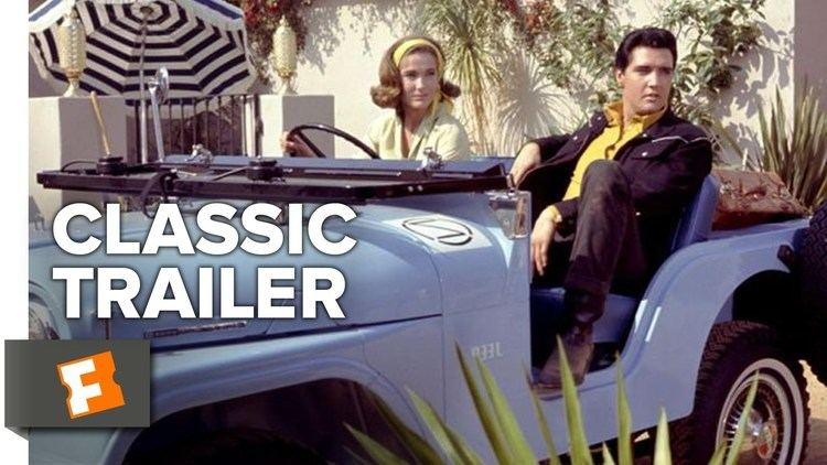 Tickle Me Tickle Me 1965 Official Trailer Elvis Presley Julie Adams Movie