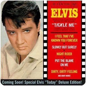 Tickle Me Tickle Me by Elvis Presley Amazoncouk Music