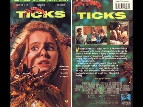 Ticks (film) Ticks1993 Movie Review 12 YouTube