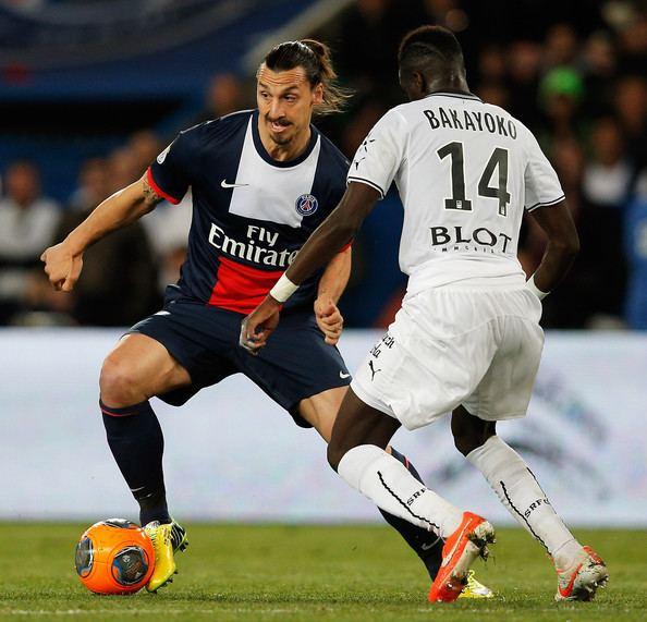 Tiemoue Bakayoko Tiemoue Bakayoko Pictures Paris SaintGermain FC v Stade