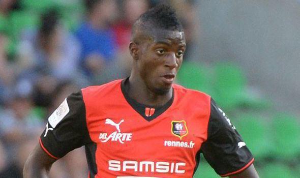 Tiemoue Bakayoko Man United Chelsea amp Everton send scouts to watch Faouzi