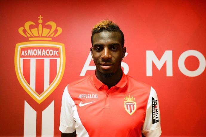Tiemoue Bakayoko Timou Bakayoko signs for AS Monaco on a fiveyear deal