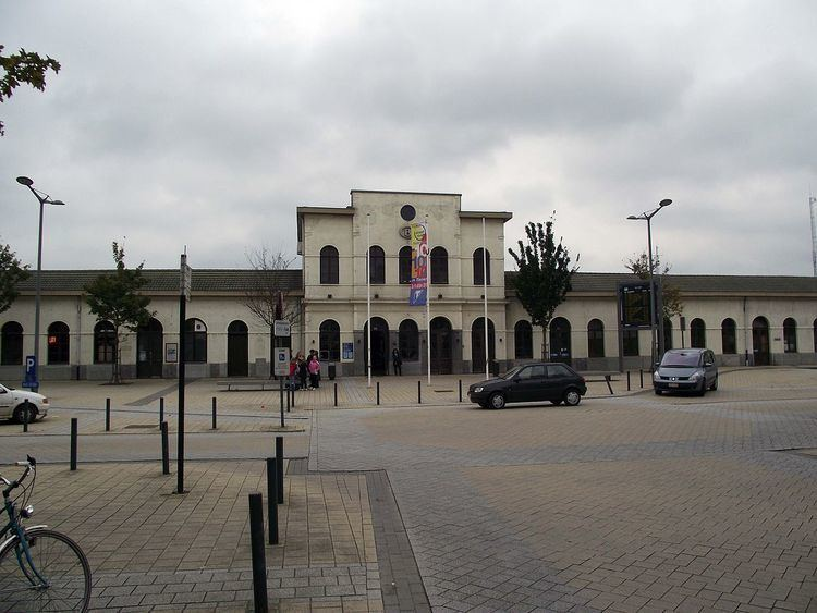 Tienen railway station