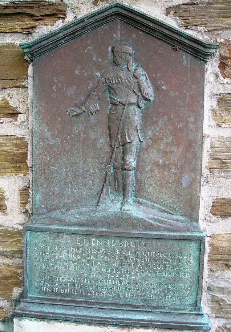 Étienne Brûlé tienne Brl Wikipedia
