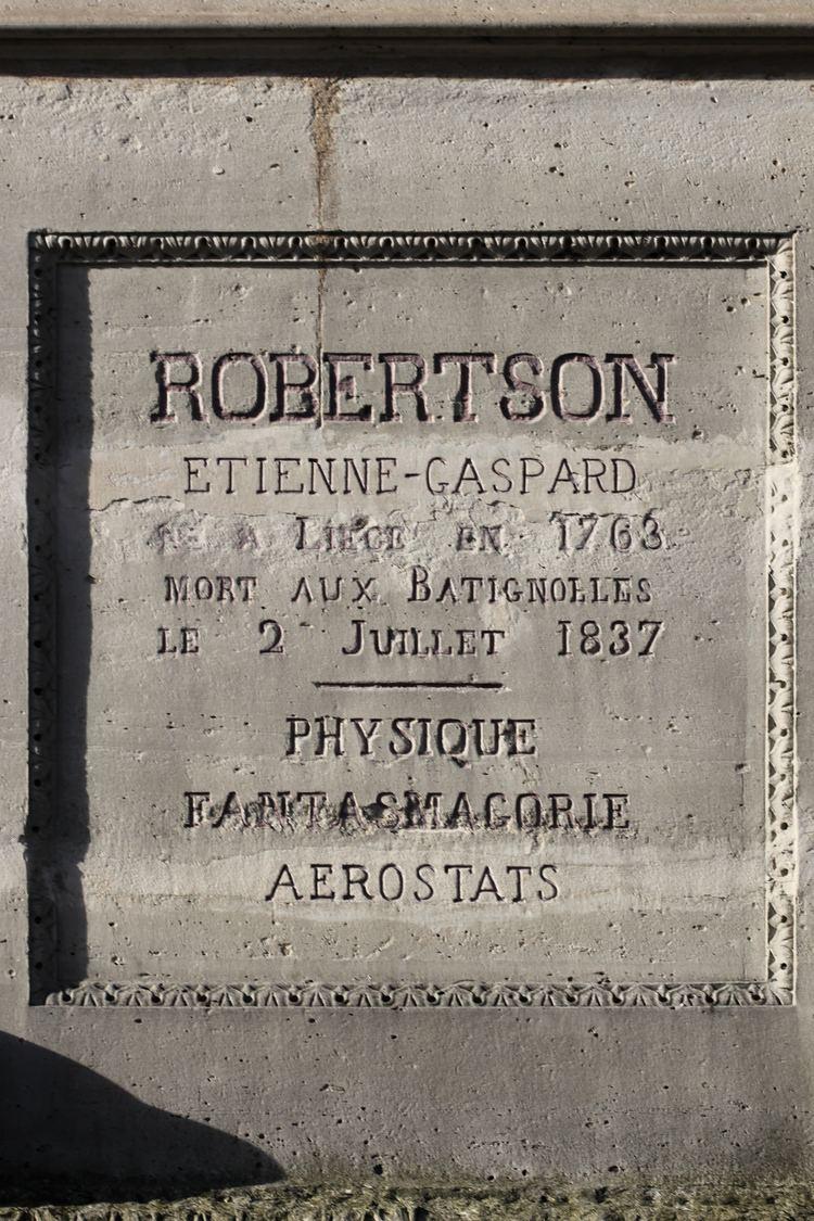 Étienne-Gaspard Robert Etienne Gaspard Robert Alchetron The Free Social Encyclopedia