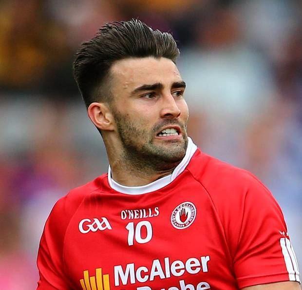 Tiernan McCann Tyrone39s Tiernan McCann has eightweek ban lifted