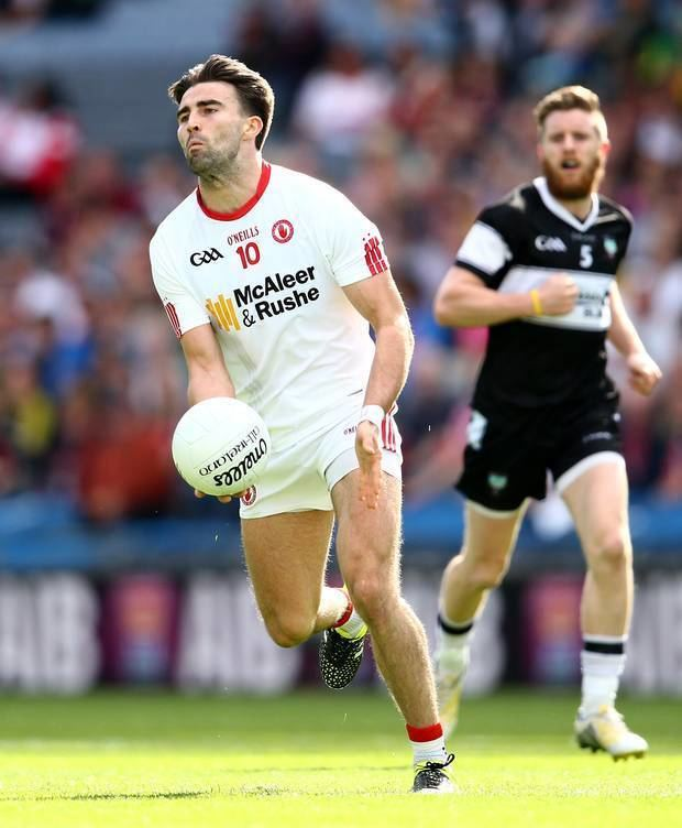 Tiernan McCann Tiernan McCann reprieve is a major boost to the Tyrone