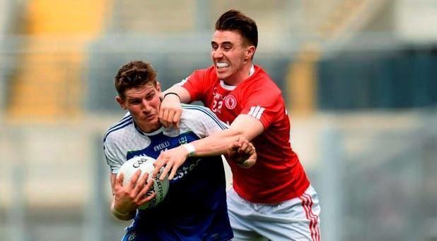 Tiernan McCann Video 39Disgraceful and embarrassing39 Tyrone39s Tiernan