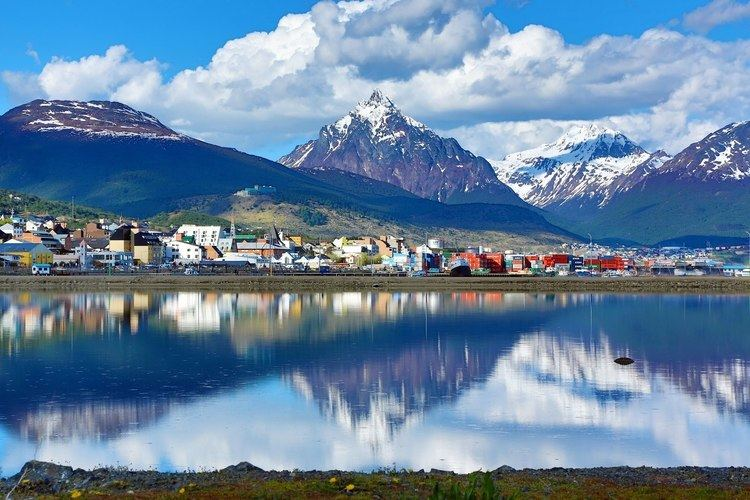 Ushuaia Tierra del Fuego Argentina South America YouTube